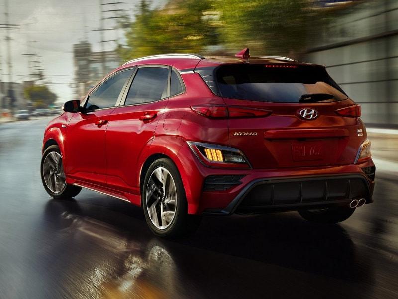 Tarbox Hyundai - The 2022 Hyundai Kona is new near South Kingstown RI
