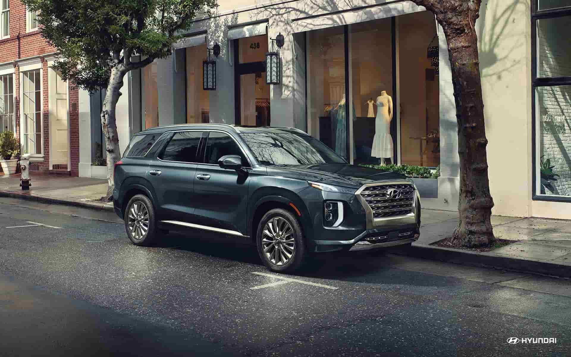 High-Tech SUV: The All-New 2020 Hyundai Palisade Near North Kingstown RI