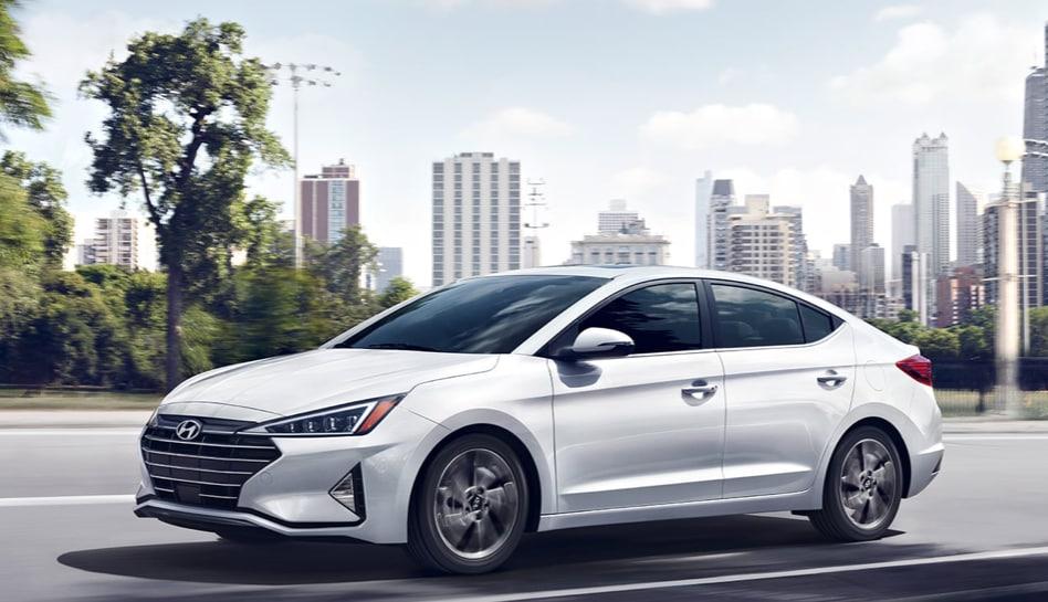 2020 Hyundai Elantra lands in North Kingstown RI