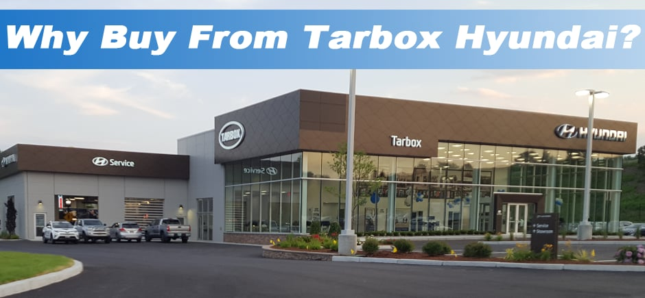 Why Buy from Tarbox Hyundai | Hyundai Dealer in North Kingston, RI