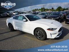 New Ford for sale 2019 Ford Mustang Ecoboost Coupe 1FA6P8TH2K5166764 in Sulphur, LA