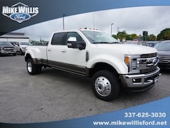 New Ford for sale 2019 Ford Superduty F-450 King Ranch Truck 1FT8W4DT5KEE42517 in Sulphur, LA