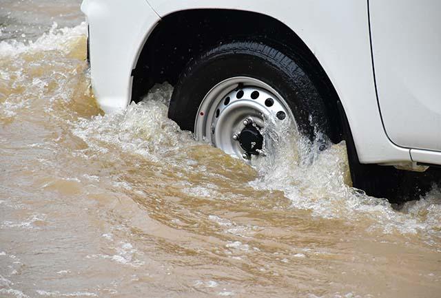 Flooded Vehicle Repair
