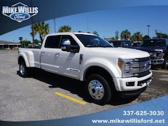 New Ford for sale 2019 Ford Superduty F-450 Platinum Truck 1FT8W4DTXKEE71480 in Sulphur, LA
