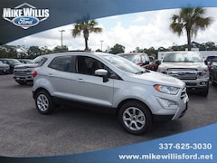 New Ford for sale 2018 Ford EcoSport SE Crossover MAJ3P1TE2JC204181 in Sulphur, LA