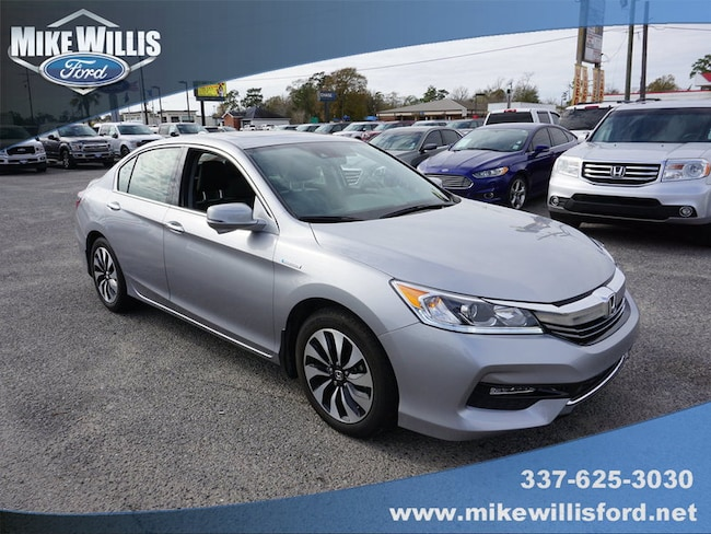 Used 2017 Honda Accord Hybrid EX-L Sedan for sale in Sulphur, LA