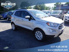 New Ford for sale 2019 Ford EcoSport SE Crossover MAJ3S2GE0KC284435 in Sulphur, LA
