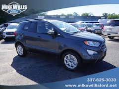 New Ford for sale 2019 Ford EcoSport SE Crossover MAJ3S2GE9KC281582 in Sulphur, LA