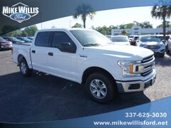 New Ford for sale 2018 Ford F-150 XLT Truck 1FTEW1CB5JKF90922 in Sulphur, LA