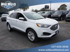 New Ford for sale 2019 Ford Edge SEL Crossover 2FMPK3J94KBB24468 in Sulphur, LA