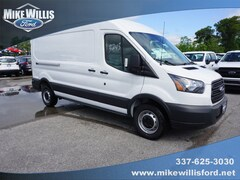 New Ford for sale 2018 Ford Transit Vanwagon Cargo Van Truck 1FTYR2CM7JKB49546 in Sulphur, LA