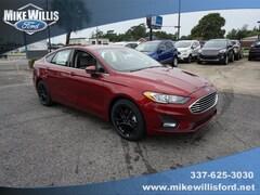 New Ford for sale 2019 Ford Fusion SE Sedan 3FA6P0HD6KR102179 in Sulphur, LA