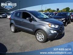 New Ford for sale 2019 Ford EcoSport SE Crossover MAJ3S2GE1KC284623 in Sulphur, LA