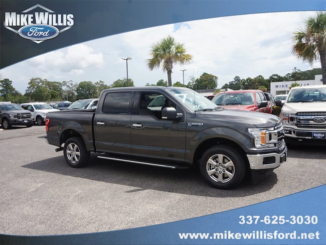 New 2018 Ford F-150 XLT Truck for sale in Sulphur, LA