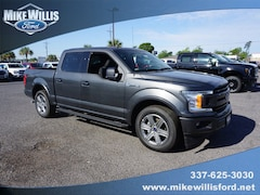 New Ford for sale 2019 Ford F-150 XLT Truck 1FTEW1CP4KKC82234 in Sulphur, LA