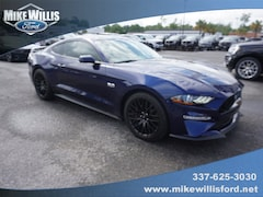 Pre-Owned Vehicles 2019 Ford Mustang GT Premium Coupe for sale in Sulphur, LA