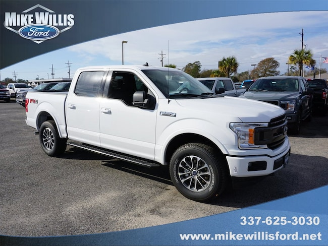 New 2019 Ford F-150 XLT Truck for sale in Sulphur, LA