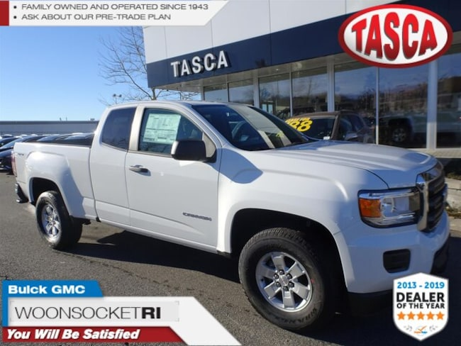 2019 GMC Canyon 4WD Truck Extended Cab