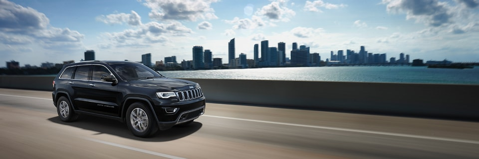 New 2018 Jeep Grand Cherokee in Westerly, RI