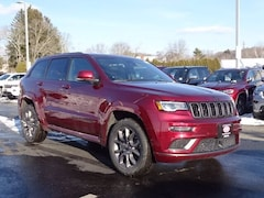 New 2021 Jeep Grand Cherokee HIGH ALTITUDE 4X4 Sport Utility for sale in Johnston, RI