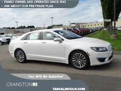New 2019 Lincoln MKZ Base Sedan for sale in Cranston, RI