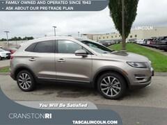 New 2019 Lincoln MKC Reserve SUV for sale in Cranston, RI