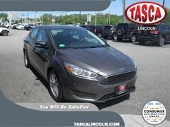 Used 2015 Ford Focus SE Sedan for sale in Cranston, RI