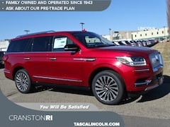 New 2019 Lincoln Navigator Reserve SUV for sale in Cranston, RI
