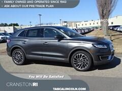 New 2019 Lincoln Nautilus Reserve SUV for sale in Cranston, RI