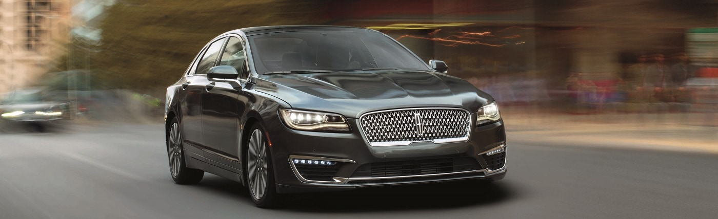 New Lincoln MKZ