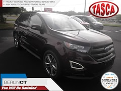 New 2018 Ford Edge Sport SUV for sale in Berlin, CT