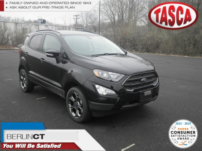 New 2018 Ford EcoSport SES SUV for sale in Berlin, CT