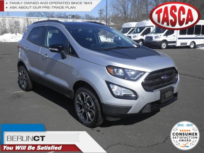 New 2019 Ford EcoSport SES SUV for sale in Berlin, CT