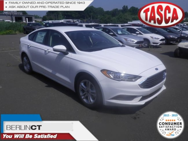 New 2018 Ford Fusion SE Sedan for sale in Berlin, CT