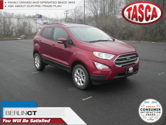 New 2018 Ford EcoSport SE SUV for sale in Berlin, CT
