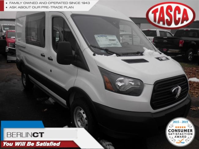 fa2149a01e New 2019 Ford Transit-250 Base w Sliding Pass-Side Cargo Door Van