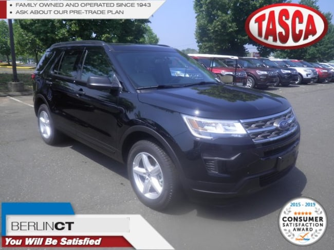 New 2018 Ford Explorer Base SUV for sale in Berlin, CT
