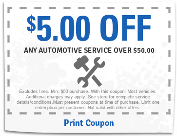 Service Coupons 6