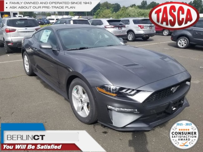 New 2019 Ford Mustang Coupe for sale in Berlin, CT