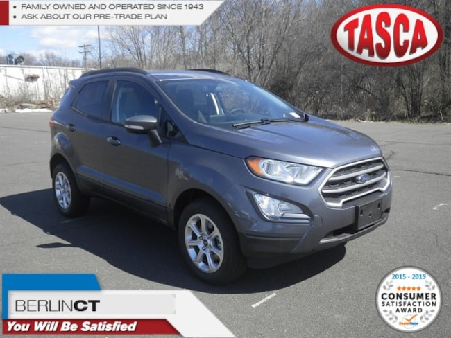 New 2019 Ford EcoSport SE SUV for sale in Berlin, CT