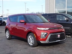 New 2021 Kia Soul LX Hatchback for sale in Johnston, RI