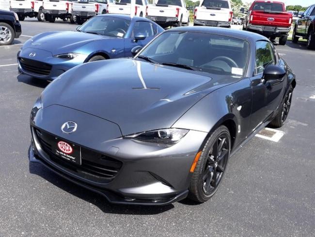 New 2019 Mazda Mazda MX-5 Miata RF For Sale at Tasca Mazda