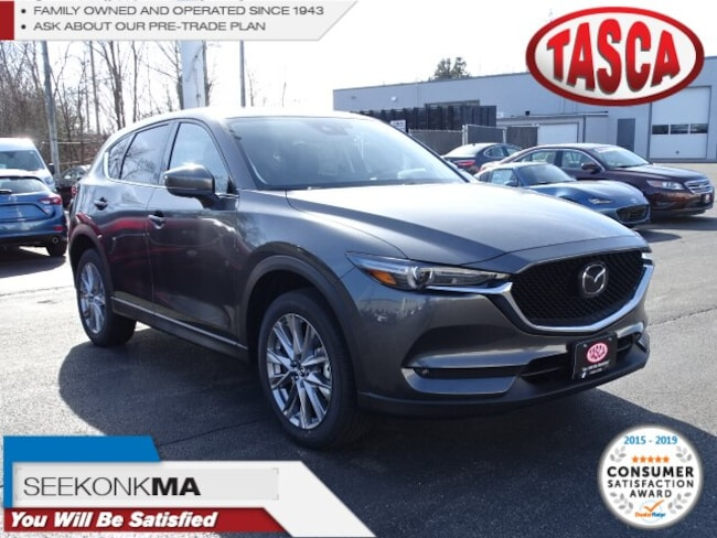 New 2019 Mazda Mazda CX-5 Grand Touring SUV for sale in Cranston, RI