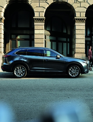 New Mazda CX-9 SUV