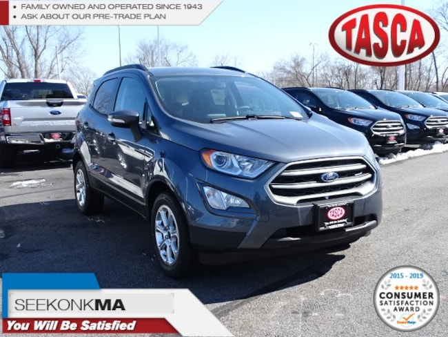 Tasca Ford Cranston >> New 2019 Ford Ecosport For Sale At Tasca Ford Cranston Vin