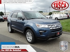 New 2018 Ford Explorer XLT SUV for sale in Berlin, CT
