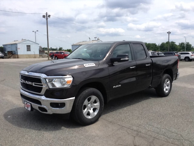 2019 Ram 1500 BIG HORN / LONE STAR QUAD CAB 4X4 6u00274 BOX