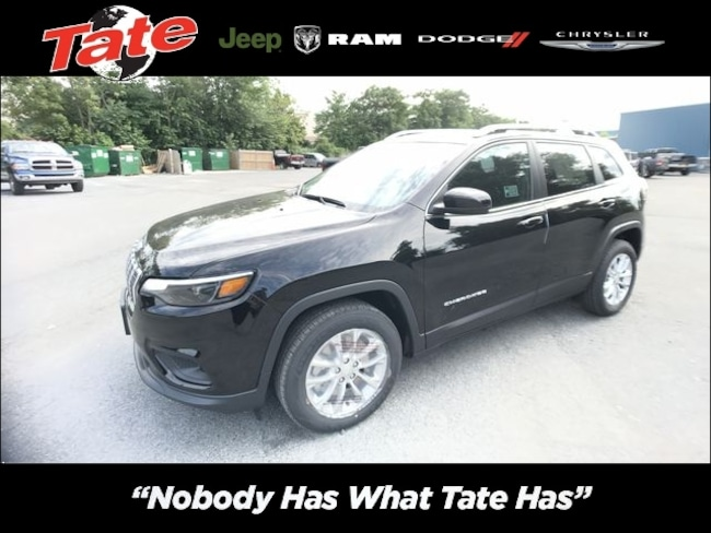New 2019 Jeep Cherokee Latitude Fwd For Sale Glen Burnie Md