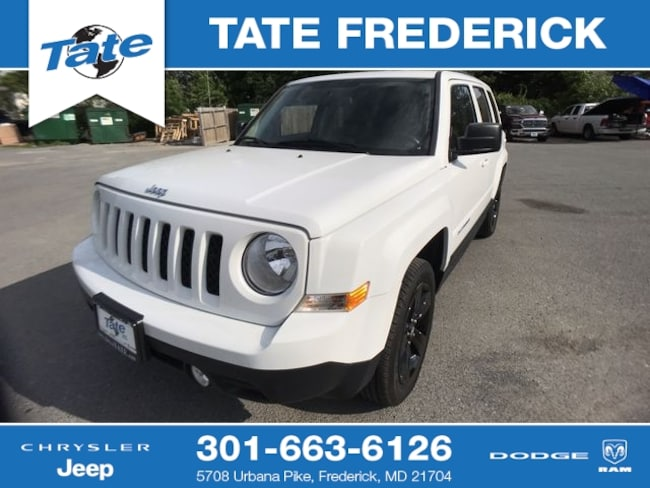 2015 Jeep Patriot Latitude 4x4 SUV