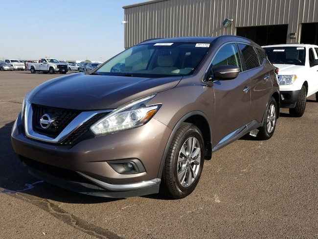 Used 2015 Nissan Murano SV SUV for Sale in Holbrook AZ